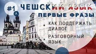 Урок чешского 1а - Реакции, разговорный язык