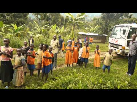 Uganda tri adventure challenge 2012 - funding Concern's work