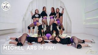 Twerk,Dancehall & HipHop choreo by Michel Ars(M-FAM dance project)SPB-May2017