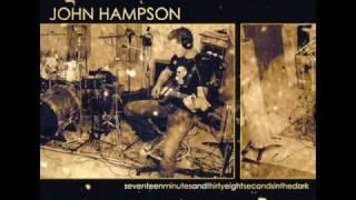 "John Hampson ""Anywhere"""