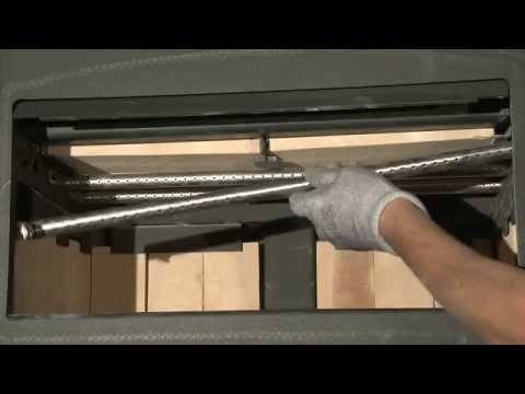 Baffle And Firebrick Removal And Replacement On Your WoodPro Stove