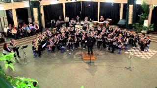 Dunakeszi Koncertfúvósok - Giancarlo Gazzani: Louis Armstrong