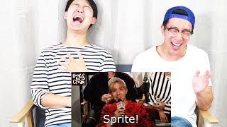 BTS SPEAKING ENGLISH [KOREAN REACTION]!