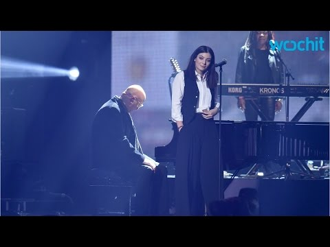 Lorde Pays Tribute to David Bowie