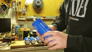 How to build a Lithium battery bank for your car , Yinlong 40H