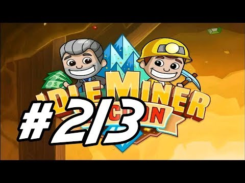 Idle Miner Tycoon  213  Handling Hard Mines