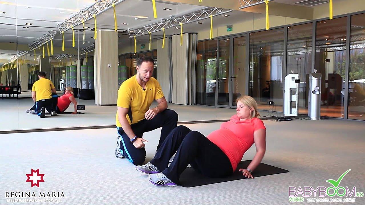 gimnastica terapeutică în varigii pentru femeile însărcinate