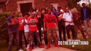 "GT x HNIC Pesh x Jon Wayne  - ""Do The Damn Thing"""