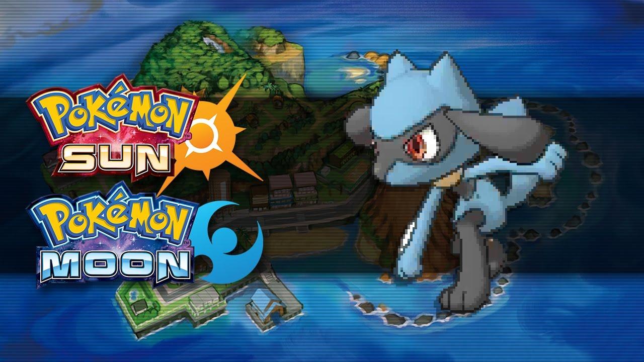 Pokemon Sun And Moon How To Get Riolu Youtube