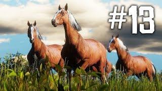 RED DEAD REDEMPTION 2 #13 دزدیدن اسب های قیمتی