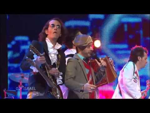 Eurovision 2007 Semi Final 02 - Teapacks - Push The Button - Israel
