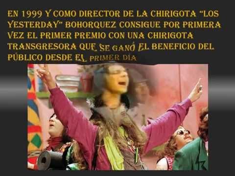 VIDEO TRAYECTORIA CARNAVALERA DE JAVI BOHORQUEZ