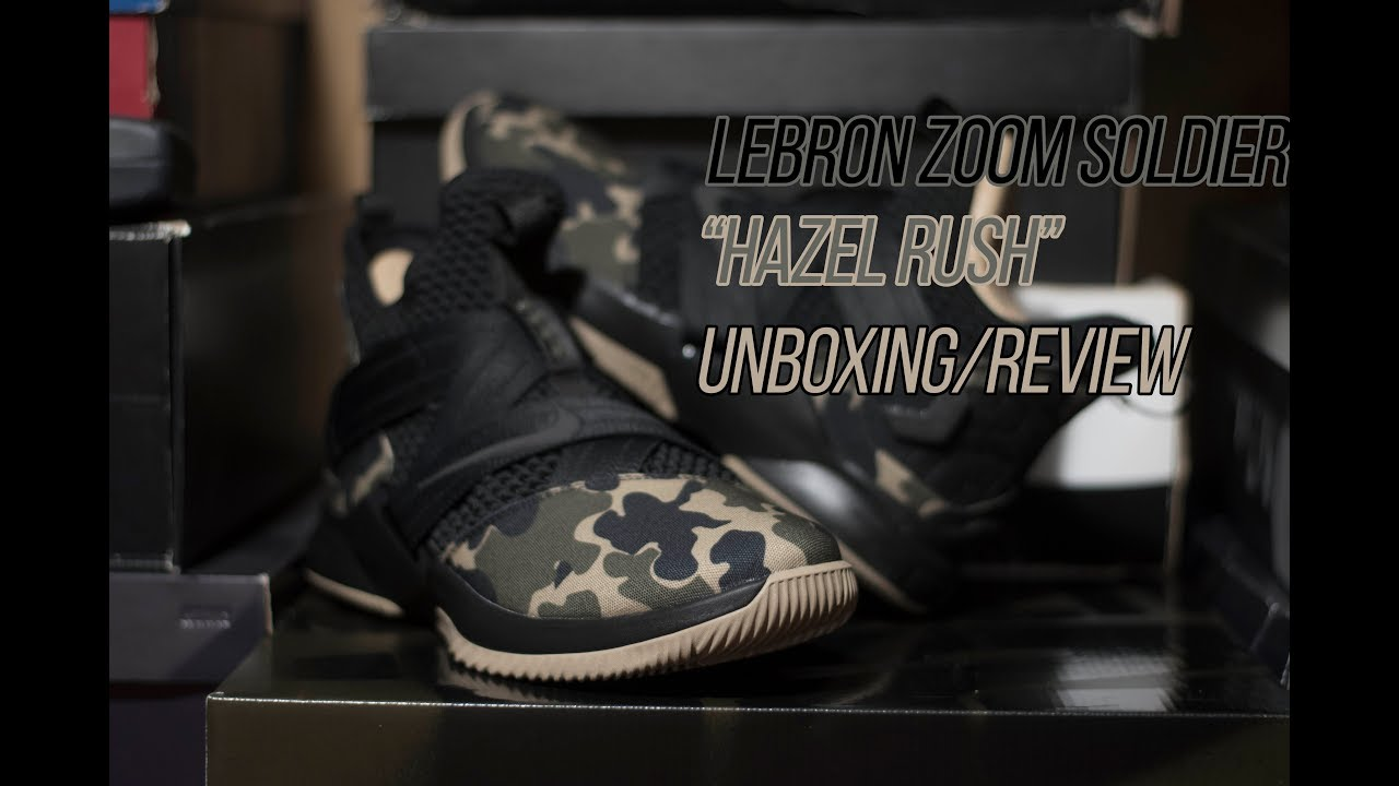 best sneakers a9120 2c13f Lebron Zoom Soldier 12
