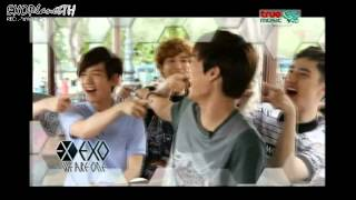 [EXOPlanetTH][HD]120908 EXO-K_Asian Lover Special(week 6)