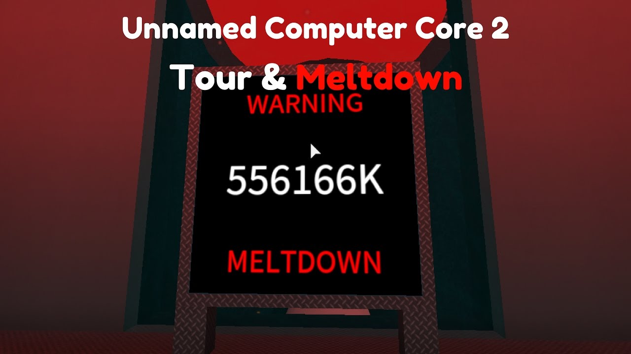 Roblox With Thegamingyangster Pt2 Pc Conference Roblox Unnamed Computer Core 2 Tour Meltdown Youtube