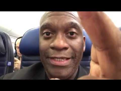 United Airlines B737-900 Dulles To Orlando For NFL Annual Meeting #NFL