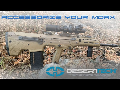 Primary Arms Apollo And Desert Tech Mdr 6 5 Creedmoor Review Youtube