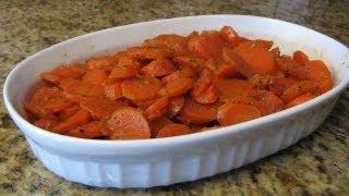 Honey-glazed Carrots With Cumin - Lynn's Recipes