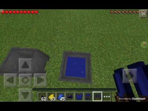 Minecraft Pe Deri Zirh Boyama