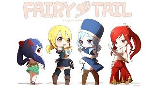 16 Fairy Tail Impressions with Alyssa Kay