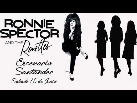 Ronnie Spector en Santander
