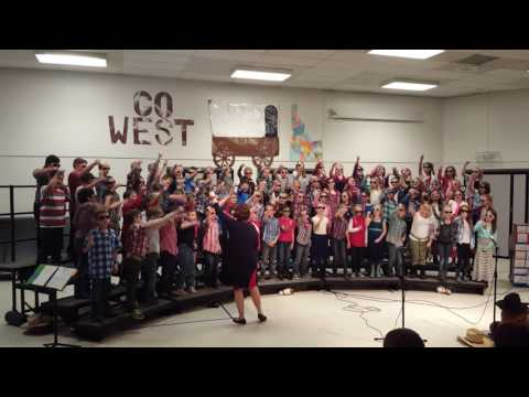 Idaho counties song (to we will rock you)