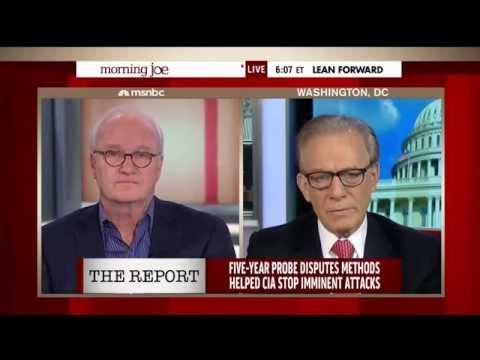 Mike gets David Ignatius' reactions to the Senate's CIA report (10 December 2014)