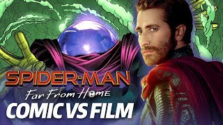 SPIDER-MAN: FAR FROM HOME | Comic VS Film
