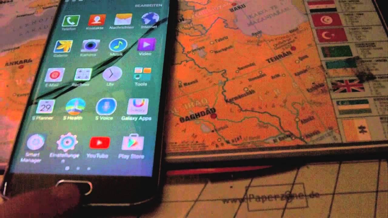 Samsung Galaxy S6 Vorstellung