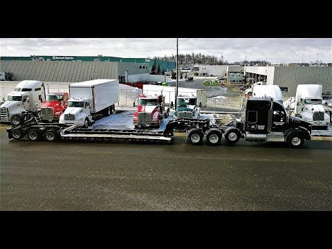 KENWORTH HEAVY -- Episode 15 -- A View from the Driver's Lounge