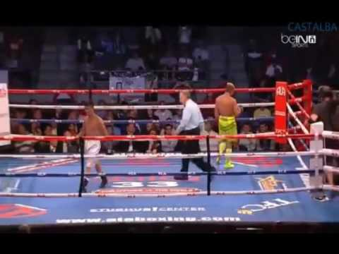 Albert Pagara vs William Gonzalez KO 6 FULL FIGHT