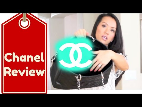 Chanel handbag collection and purse reviews