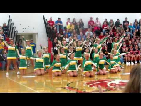 WEST UNION HIGH SCHOOL CHEERLEADING  SHL CHAMPS