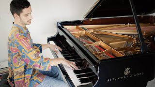 Lewis Capaldi - Hold Me While You Wait | Piano Cover видео