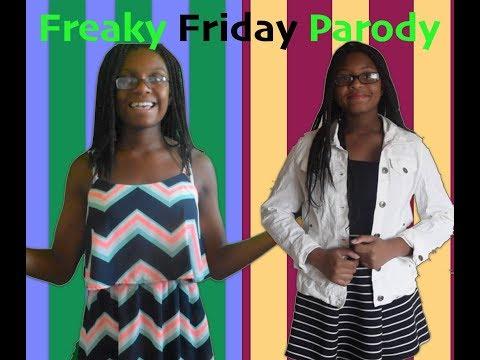 Freaky Friday Parody (😱Tori & Tatum Switch Bodies !!)    Tori & Tatum