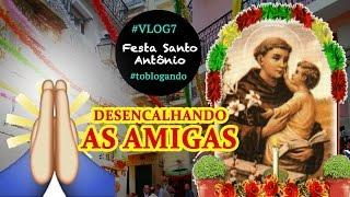 Festa Santo Antonio de Lisboa - To Blogando na Europa