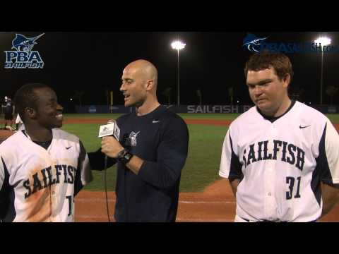 Baseball Postgame: PBA vs. Wilmington University (03-04-15)