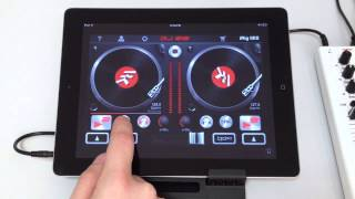 Start Up & Mix with DJ Rig The Professional DJ Mixing App for iOS Devices