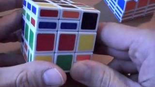 Как собрать кубик 3х3х5 и 3х3х7 / How to solve 3x3x5 & 3x3x7 ч.1/2