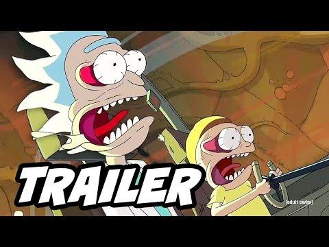 Rick and Morty Season 3 Episode 2 Promo...