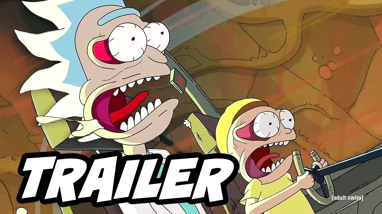 How Long Is 'Rick and Morty' Season 3 Episode 2 Tonight?