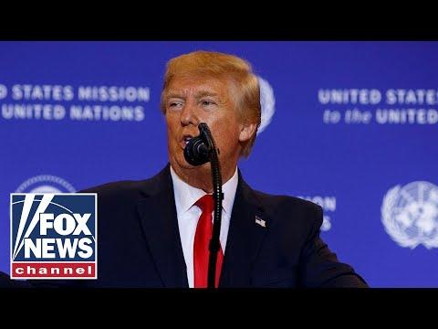 Whistleblower complaint against Trump released