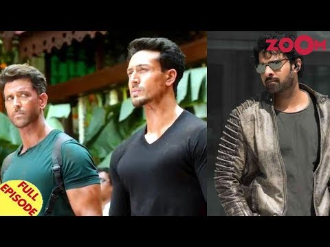 Hrithik-Tiger to NOT promote War together | Prabhas to make SPECIAL changes in his movie Jaan \u0026 more