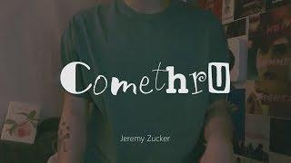 Jeremy Zucker - comethru / cover by 정유빈