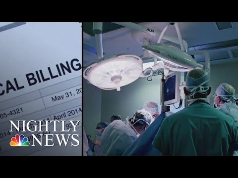 Patients Hit With Surprise Medical Bills Even If They Have Insurance | NBC Nightly News
