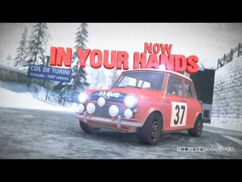 『WRC 3 FIA ワールドラリーチャンピオンシップ』トレーラー(3)