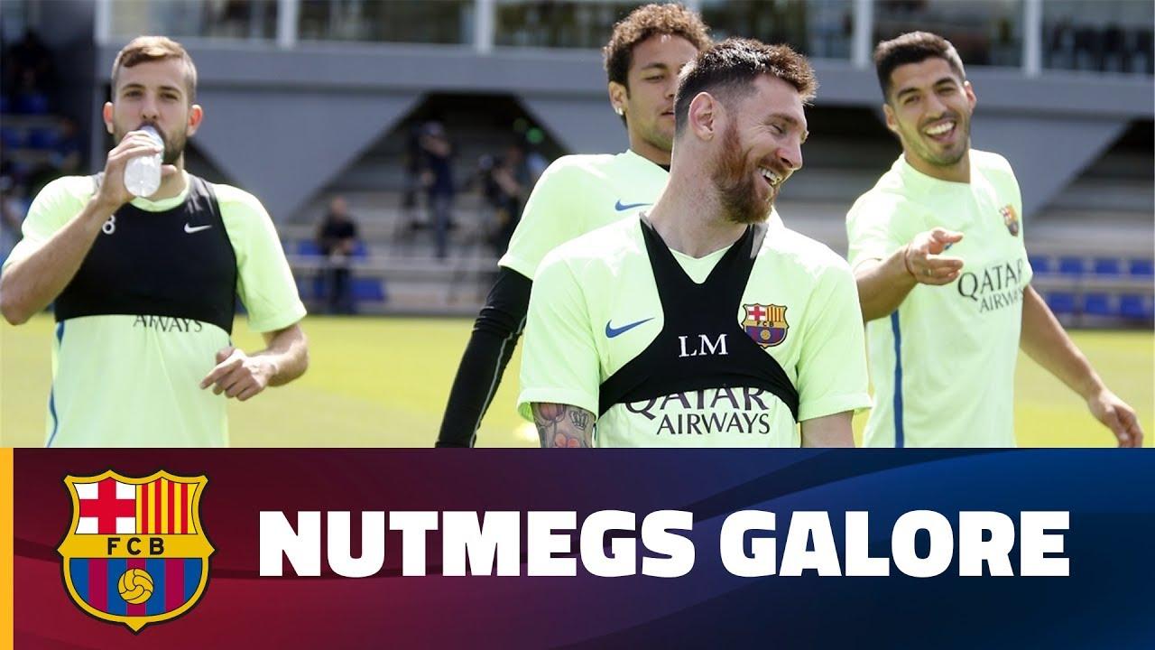 Download Best nutmegs in training in 2016/2017