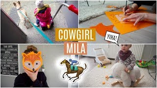 Mila's LATERNE BASTELN ❘ Mit dem BOBBYCAR unterwegs & das DRAMA danach ❘ MsLavender