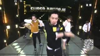 [HD] 140329 Global Chinese Music Super Junior M - SWING