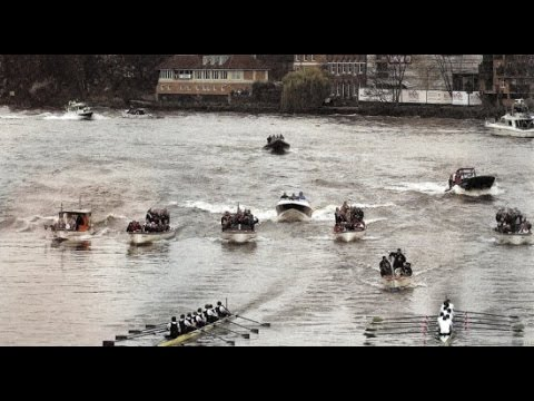 Oxford Cambridge Boat Race 2003 - The Greatest Race